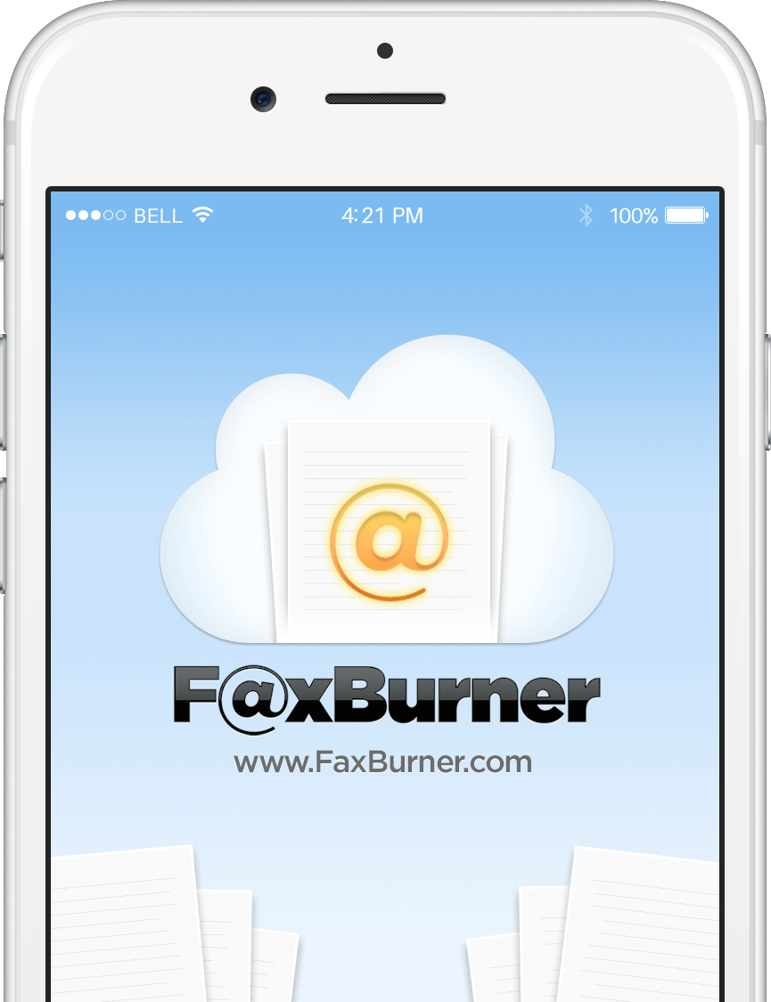 fax to email for iphone