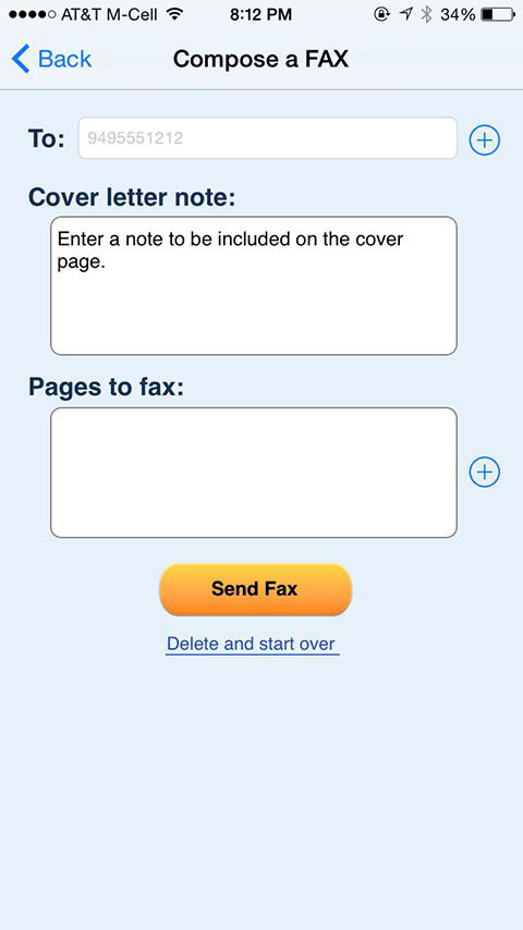 Free Fax | Send/Receive Fax To Email or Mobile | FaxBurner